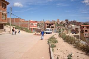 Bolivia Literacy Project Photographs